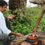 Zen and the Art of Cooking Outdoors!!