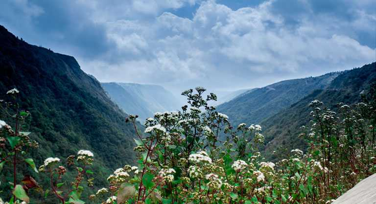 The Less known India – The Northeast India