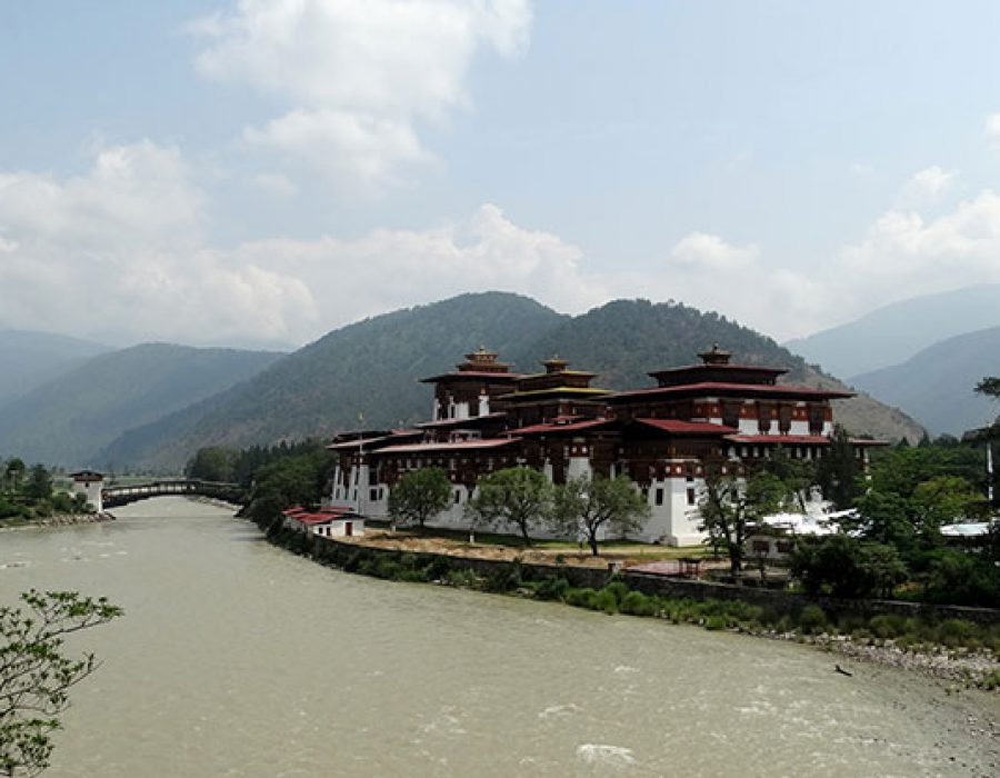Bhutan Special: Punakha, the Lord made it beautiful