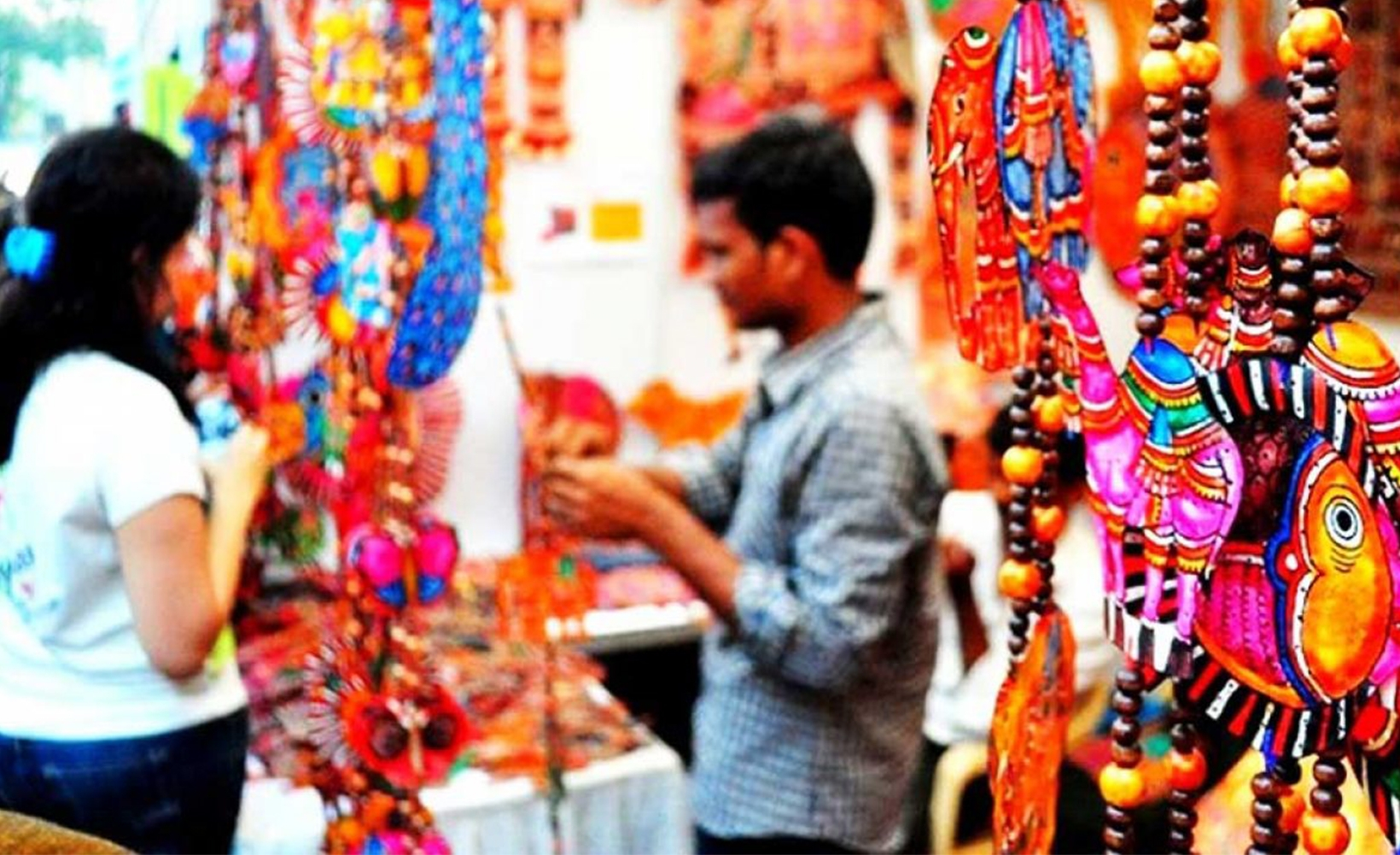 Shopping in India – To market, to market
